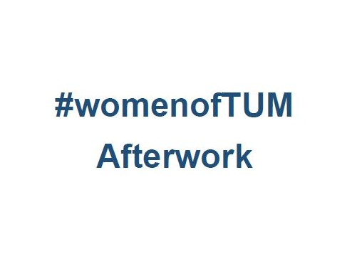 Women of TUM Afterwork - Preventing Breast Cancer - when the odds are not in your favour (Präsentation auf Englisch)