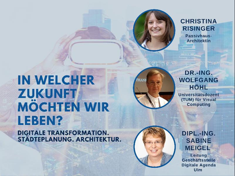 Grafik: Isabel Werdin / Canva Fotos: Christina Risinger (privat), Wolfgang Höhl (privat), Sabine Meigel (Carola Gietzen)