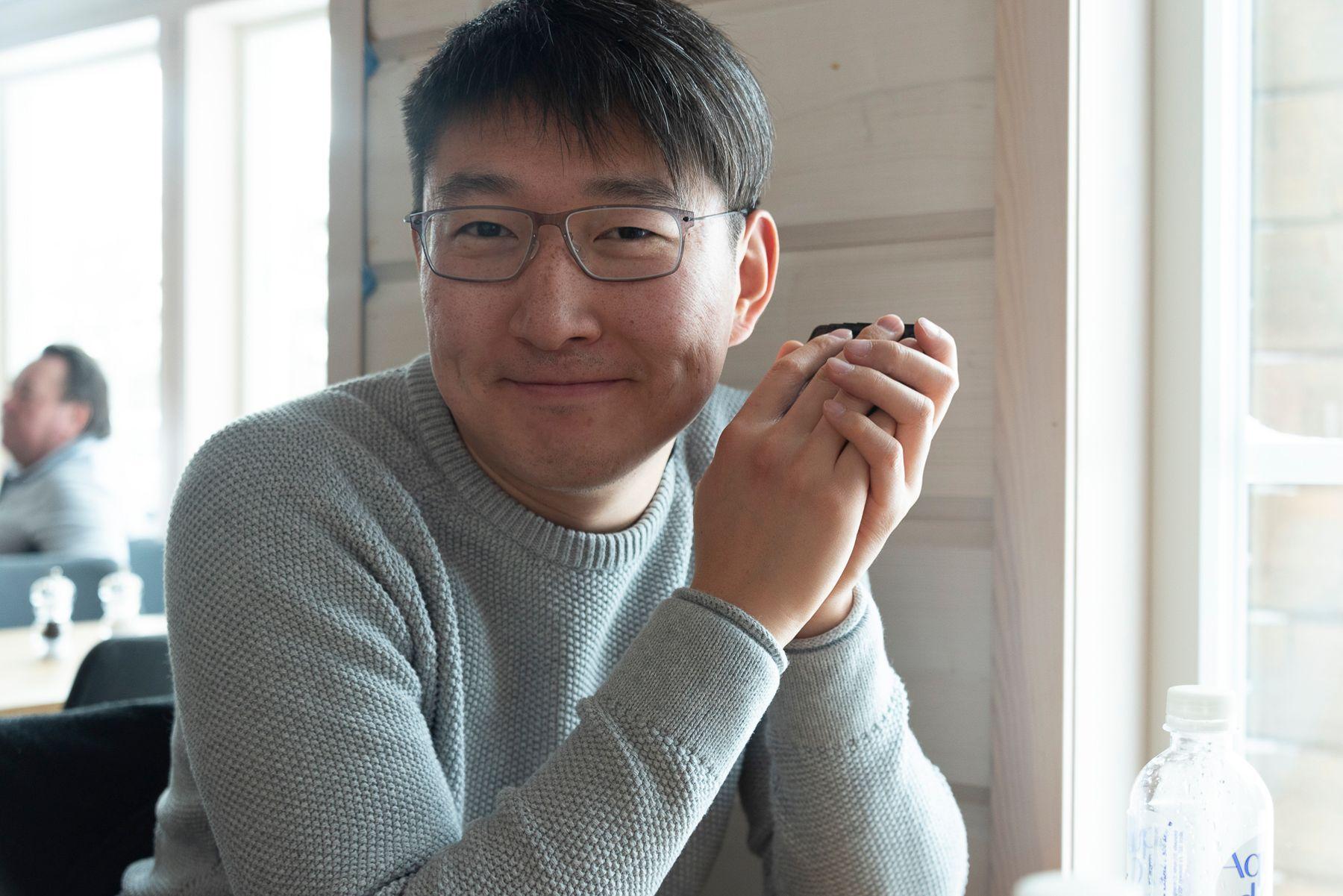 Foto: TUM Mentor & Founder Ping Lu (privat)