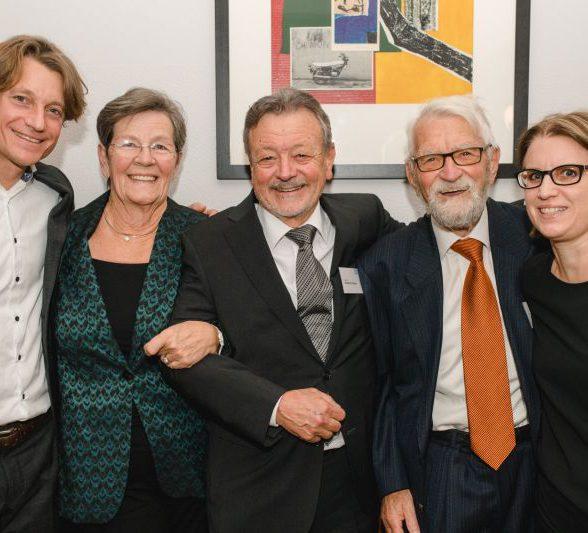 Gelebte Alumni Gemeinschaft beim Goldenen Jubiläum 2019