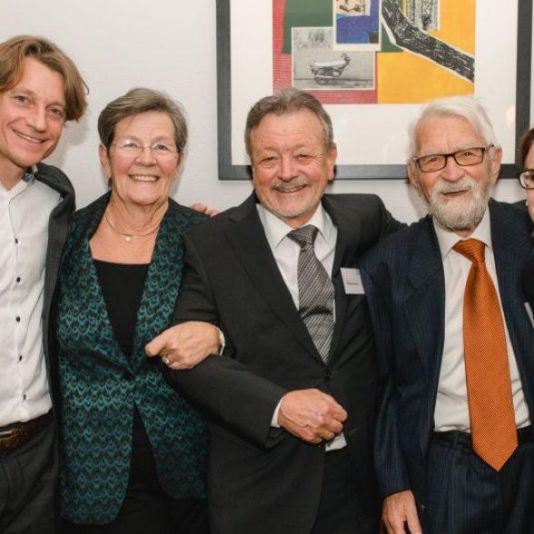 Gelebte TUM Alumni Gemeinschaft beim Goldenen Jubiläum 2019