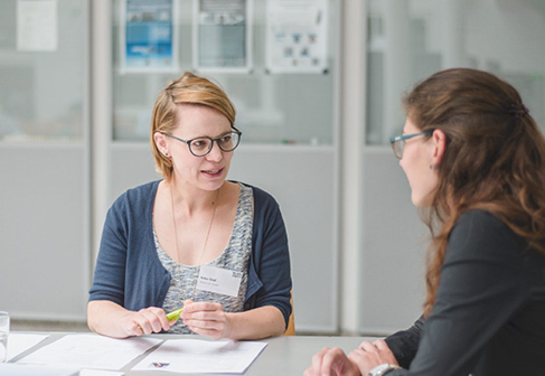 The Career Service offers career advice for students, doctoral candidates and alumni