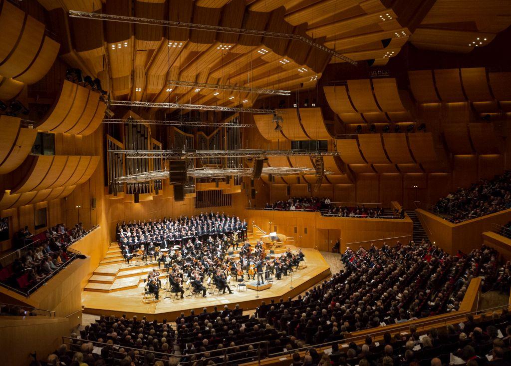 Konzert Vivat TUM in der Philharmonie im Gasteig