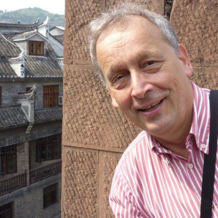 TUM Alumnus Falk Lamkewitz