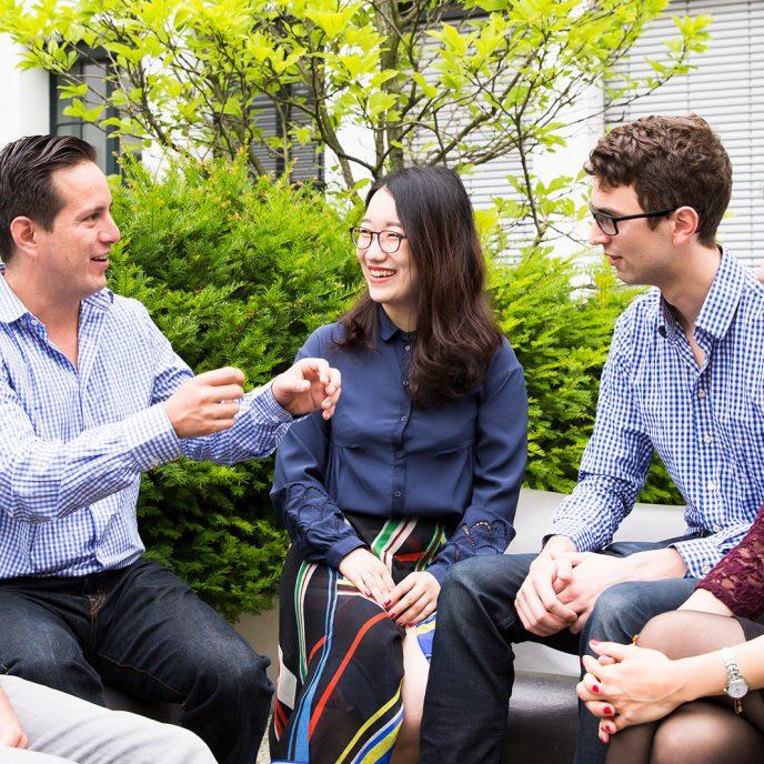 In der TUM Community engagieren sich TUM Alumni aus der ganzen Welt
