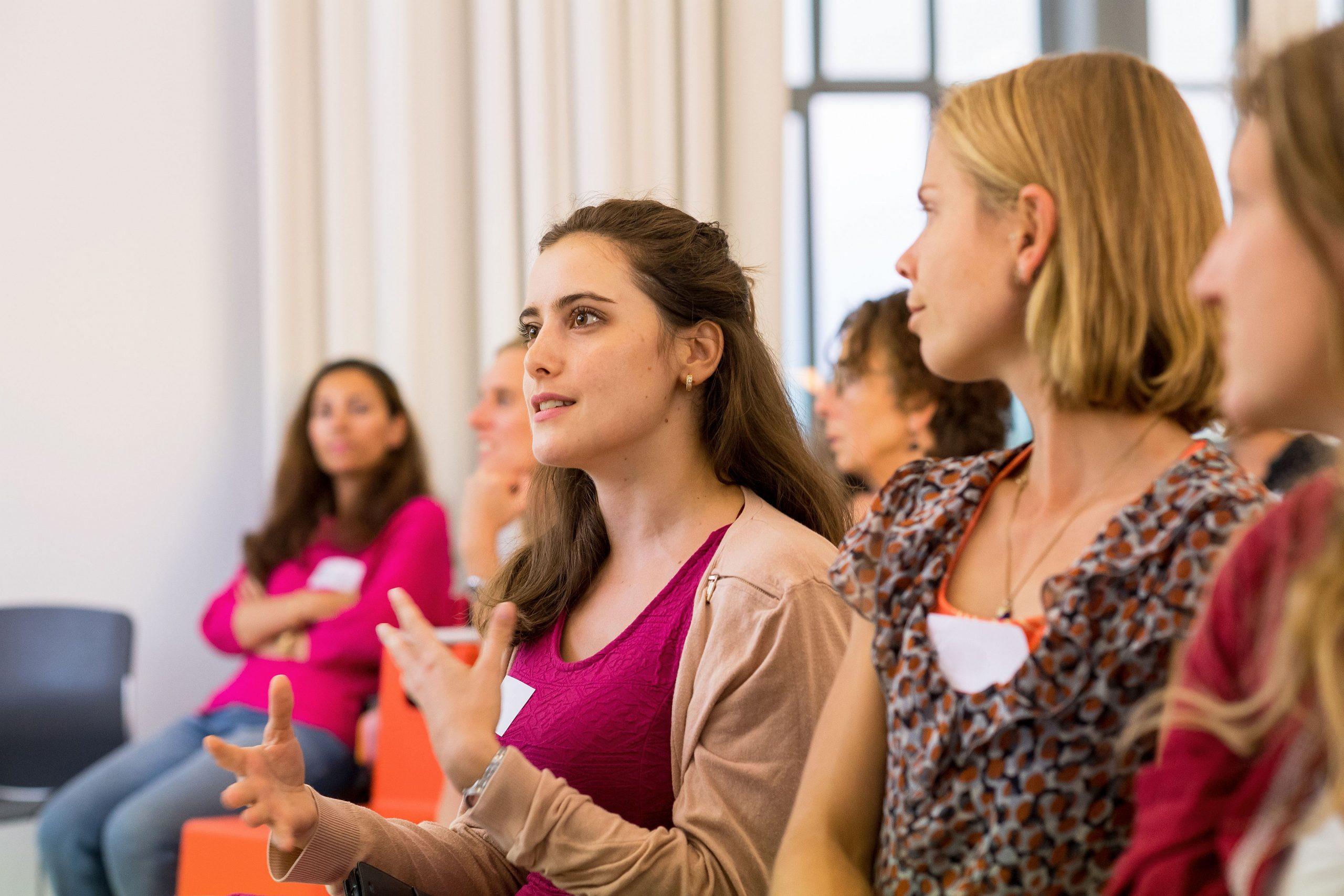 Women of TUM Netzwerk: Afterwork Talk mit TUM ALumna Maria Jose Barragan Paladines,  Wissenschaftsdirektorin der Charles Darwin Foundation auf den Galapagosinseln; Vorhoelzer Forum