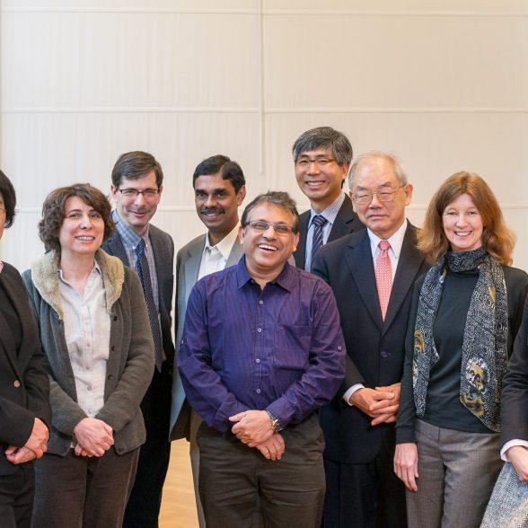 Gruppenbild TUM Ambassadors 2014