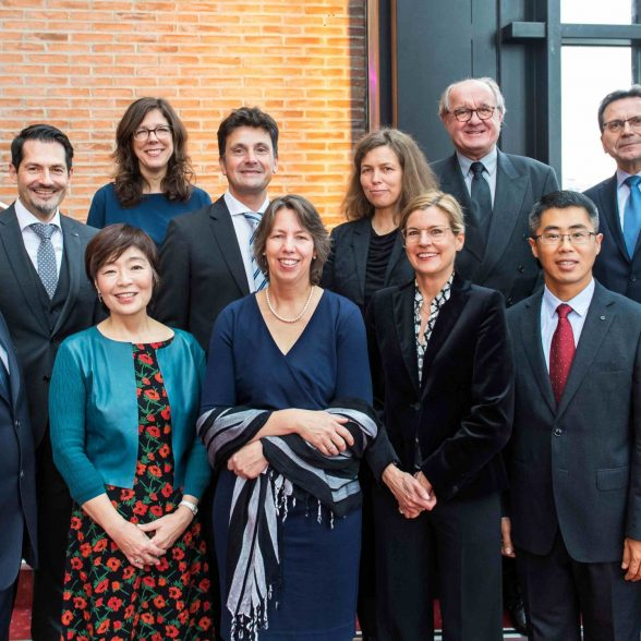 Gruppenbild TUM Ambassadors 2018