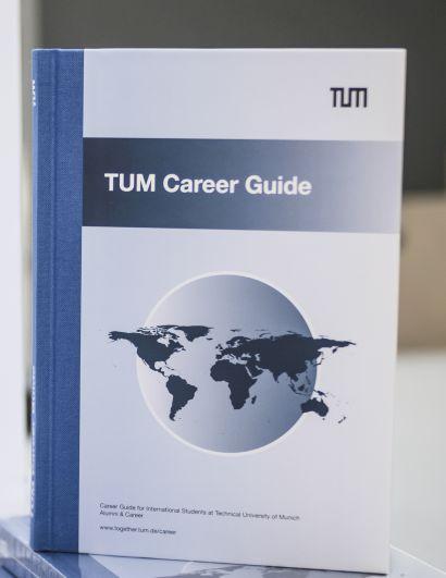 Der offizielle Bewerbungsratgeber der TUM
