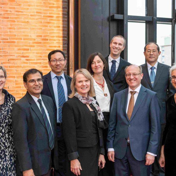 Gruppenbild der TUM Ambassadors 2019