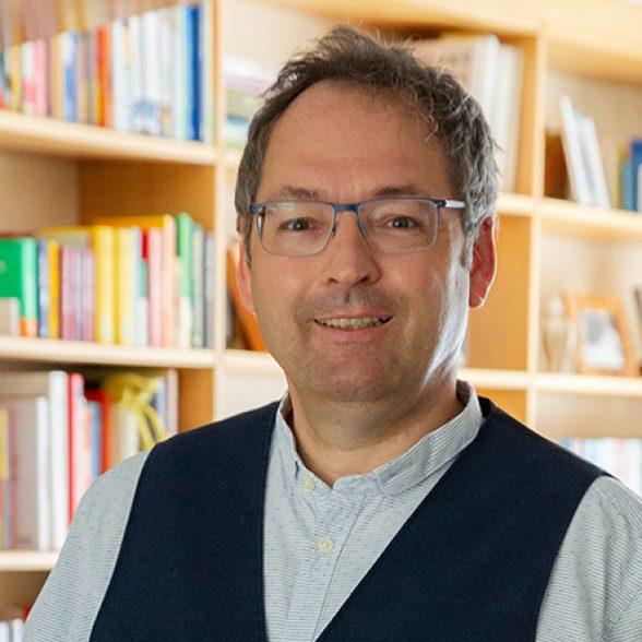 TUM Alumnus und Gründer Dr. Thomas Gloger.