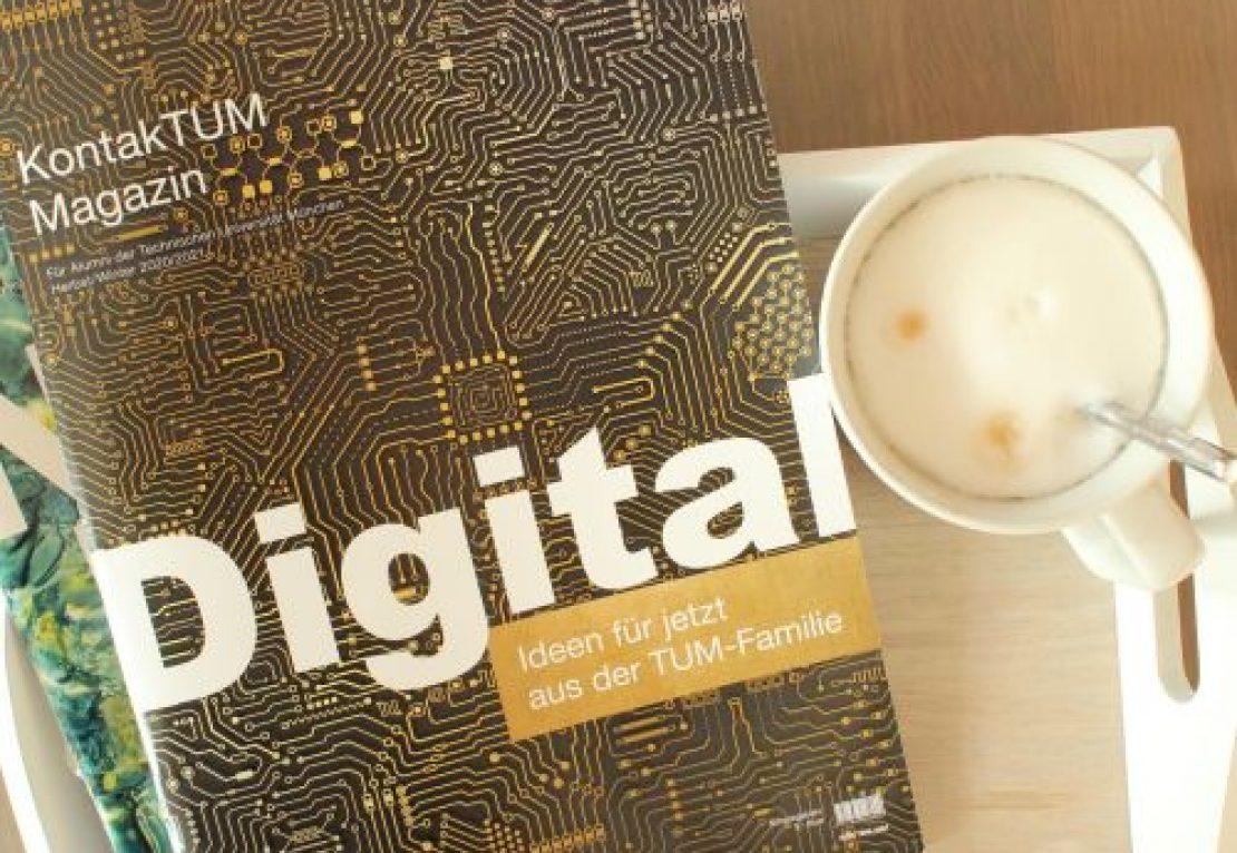 Alumni Magazine KontakTUM