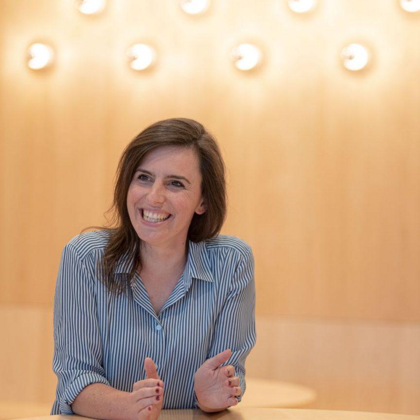 Rebecca Bürkle (TUM Alumna, Master Mathematik, 2016)