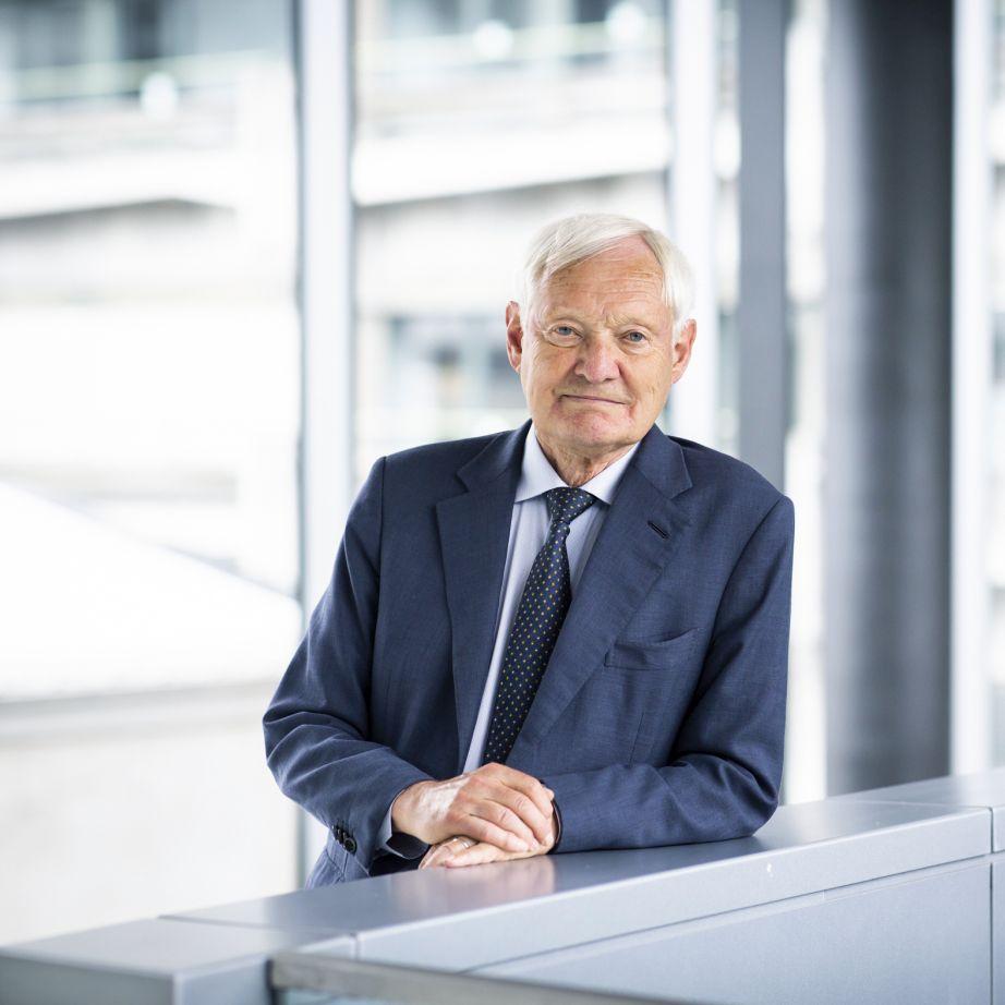 Prof. Dr. Joachim Frank, TUM Alumnus und Nobelpreisträger
