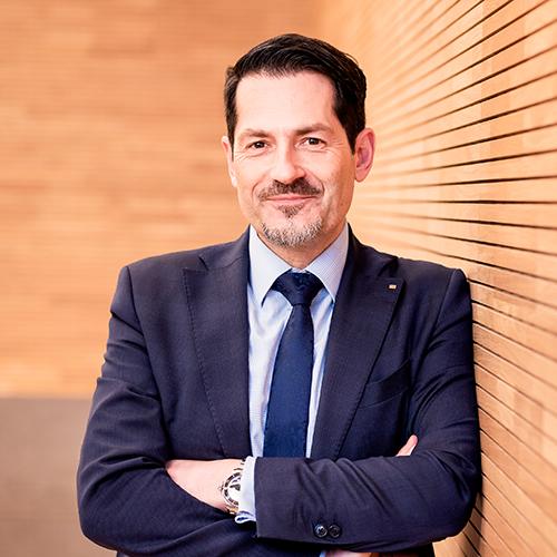 TUM-Präsident Thomas Hofmann.
