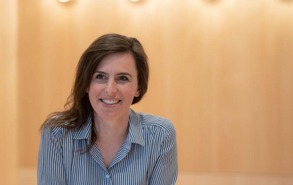 TUM Alumna Mathematikerin Rebecca Bürkle