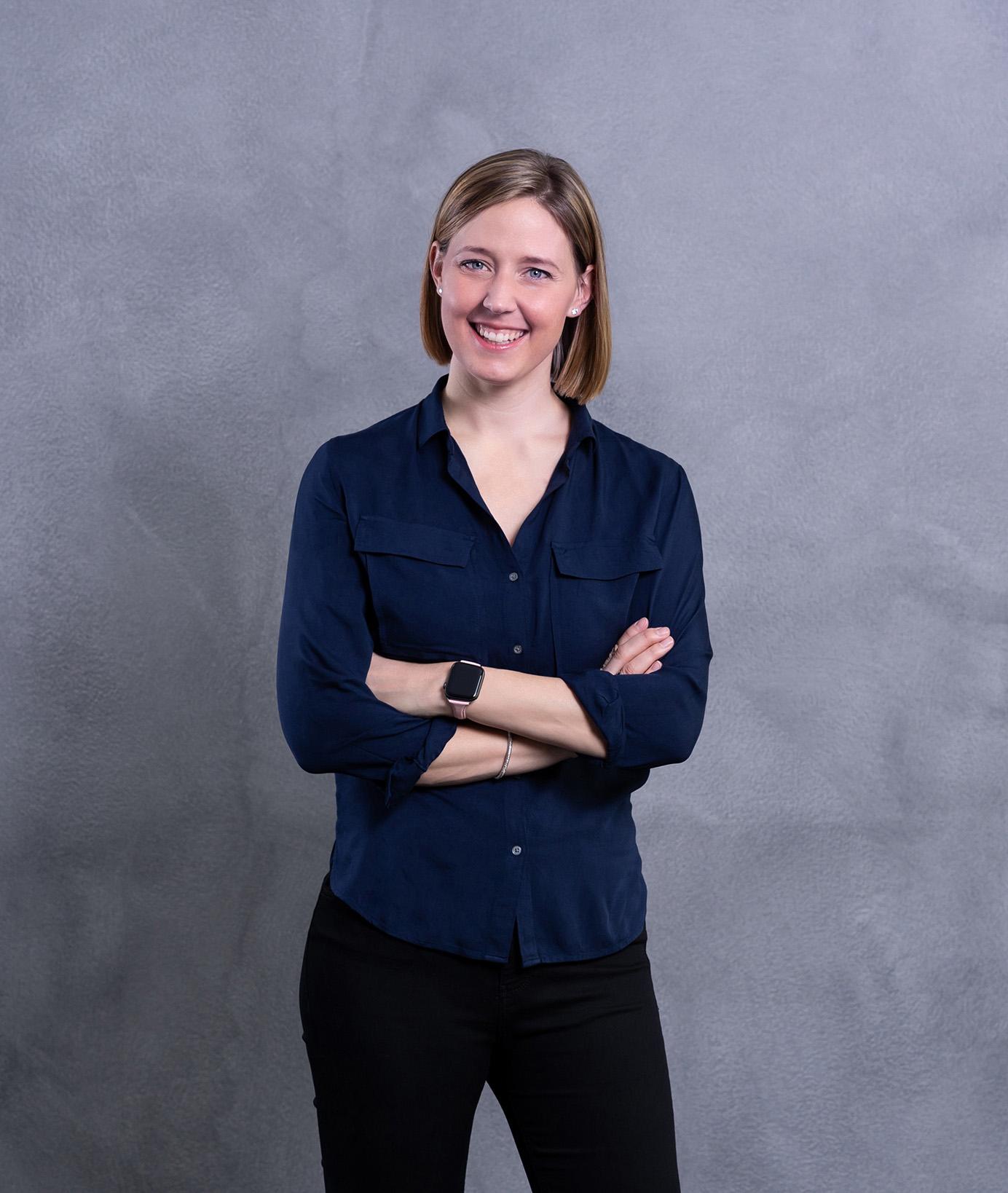 TUM Alumna Monja Mühling.