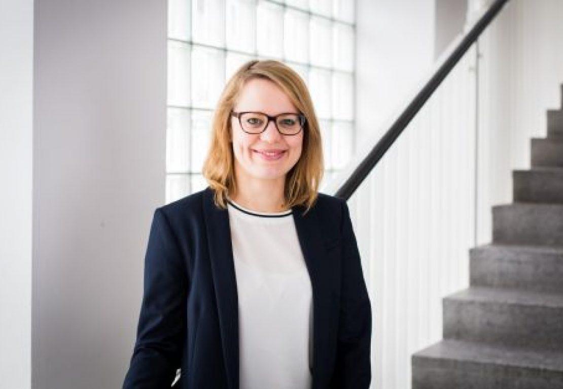 Anke Graf - Alumni & Career Referentin